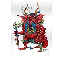 TMNT Hot Head Poster