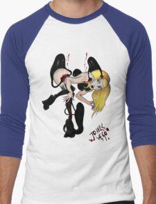 To hell we go Men's Baseball ¾ T-Shirt