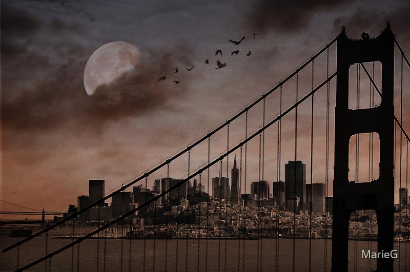 San Francisco (musical link in description) by MarieG
