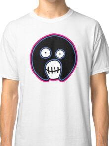 The Mighty Boosh –  Blue & Pink Mask Classic T-Shirt