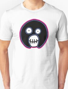 The Mighty Boosh –  Blue & Pink Mask Unisex T-Shirt