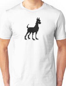 Pixel Dog Unisex T-Shirt