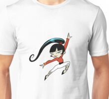 KIMIKO-XIAOLIN DRAGON OF FIRE Unisex T-Shirt
