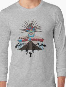 Mayan Apocalypse Long Sleeve T-Shirt