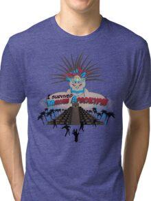 Mayan Apocalypse Tri-blend T-Shirt