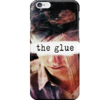 newt the glue the maze runner the scorch trials iPhone Case/Skin