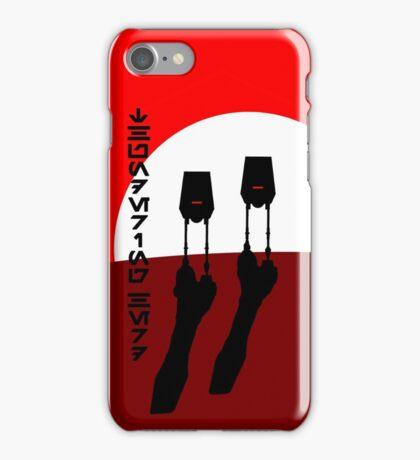 Thundering Herd Walker Group - Insignia Series iPhone Case/Skin