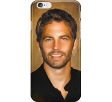 Paul Walker iPhone Case/Skin