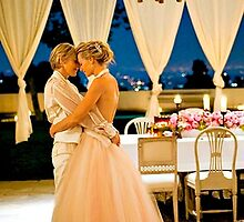 Ellen and Portia's Wedding by shoshgoodman