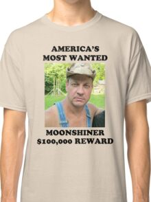 Moonshiners - Most Wanted Classic T-Shirt