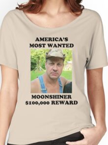 Moonshiners - Most Wanted Women's Relaxed Fit T-Shirt
