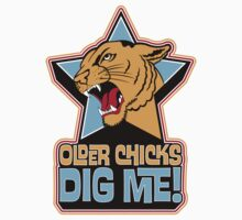 OLDER CHICKS DIG ME by Heather Daniels