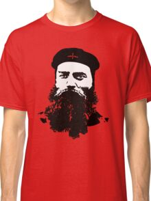 Ned Kelly Meets Che - any colour shirt Classic T-Shirt