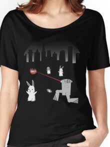 Destroy Cute Little Animals Women's Relaxed Fit T-Shirt