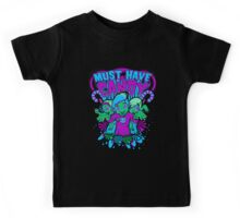 MUST...HAVE...CANDY.... Kids Tee