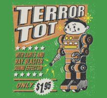 TERROR TOT Kids Tee