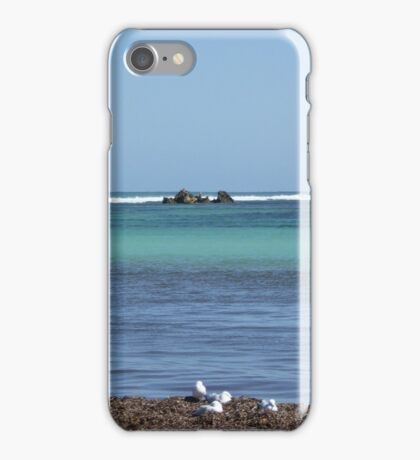 Lancelin Beach iPhone Case/Skin