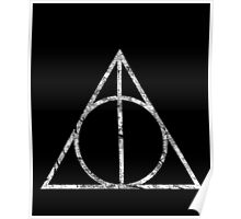 magical symbol of death  Poster
