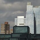 Javits Convention Center, Midtown West, New York City by lenspiro