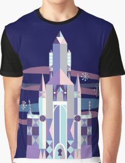 Ice Castle Graphic T-Shirt