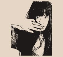 Chiaki Kuriyama by loogyhead