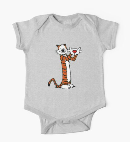 Calvin And Hobbes One Piece - Short Sleeve