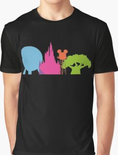 The Four Icons Graphic T-Shirt