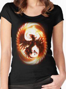 Phoenix Alternative Women's Fitted Scoop T-Shirt