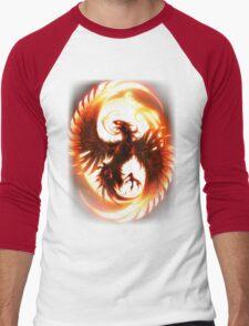 Phoenix Alternative Men's Baseball ¾ T-Shirt