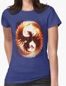 Phoenix Alternative Womens Fitted T-Shirt