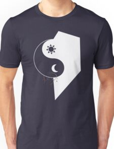 Balance in all things (white) Unisex T-Shirt