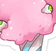 Cotton Candy Sticker