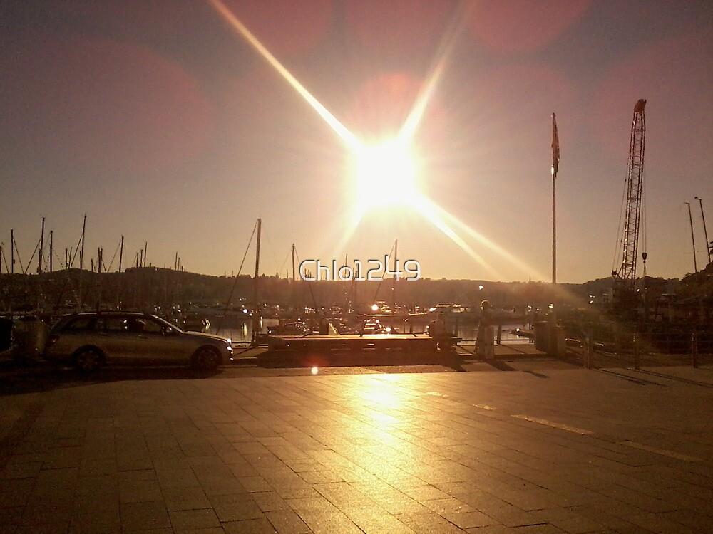 Sunshine Reflection by Chlo1249