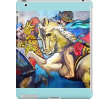 Study of Da Vinci iPad Case/Skin