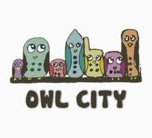 Owl City Kids Clothes