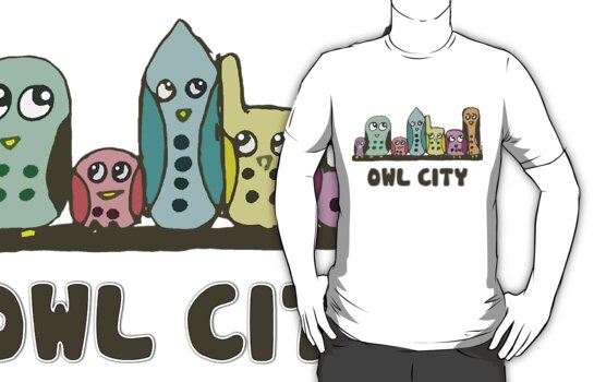 Owl City by Zozzy-zebra