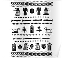 DOCTOR WHO HOLIDAY Poster