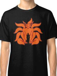 Kurama Chakra Mode Classic T-Shirt