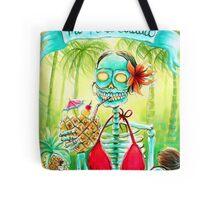 Day of the Dead Mi Piña Colada Tote Bag