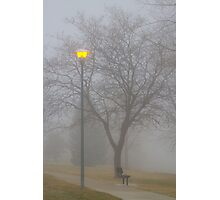 Foggy Morning Photographic Print
