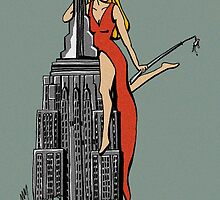 Empire State of Mind by Natalie Easton