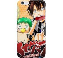 beelzebub anime iPhone Case/Skin