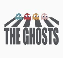 THE GHOSTS One Piece - Short Sleeve