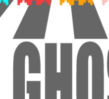 THE GHOSTS Sticker
