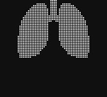 8bit lungs Unisex T-Shirt