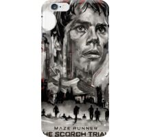 incredible the maze runner the scorch trial iPhone Case/Skin