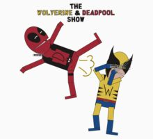 The Wolverine & Deadpool Show by Malc Foy
