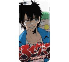 beelzebub anime manga iPhone Case/Skin