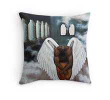 Heavenly Intercession Throw Pillow