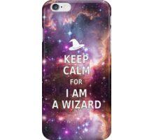 I am a Wizard iPhone Case/Skin
